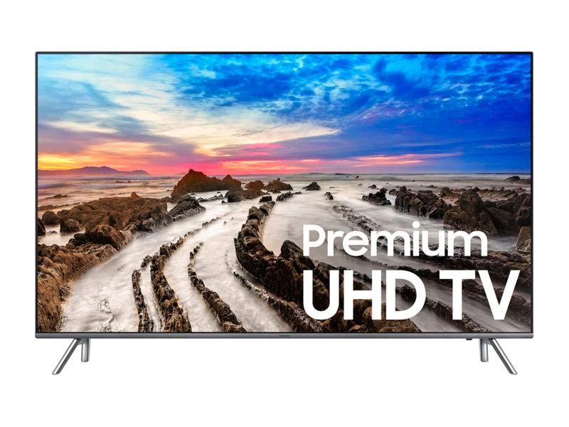 Samsung UN65MU8000 65 4K UHD TV $899.99 + Tax FS from Samsung.com with EPP