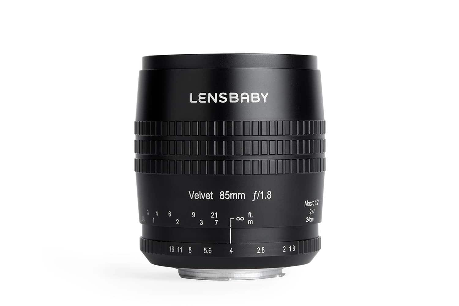 $449.95 for Lensbaby Velvet 85 Art Lens through 1/29 (free ship/no sales tax)
