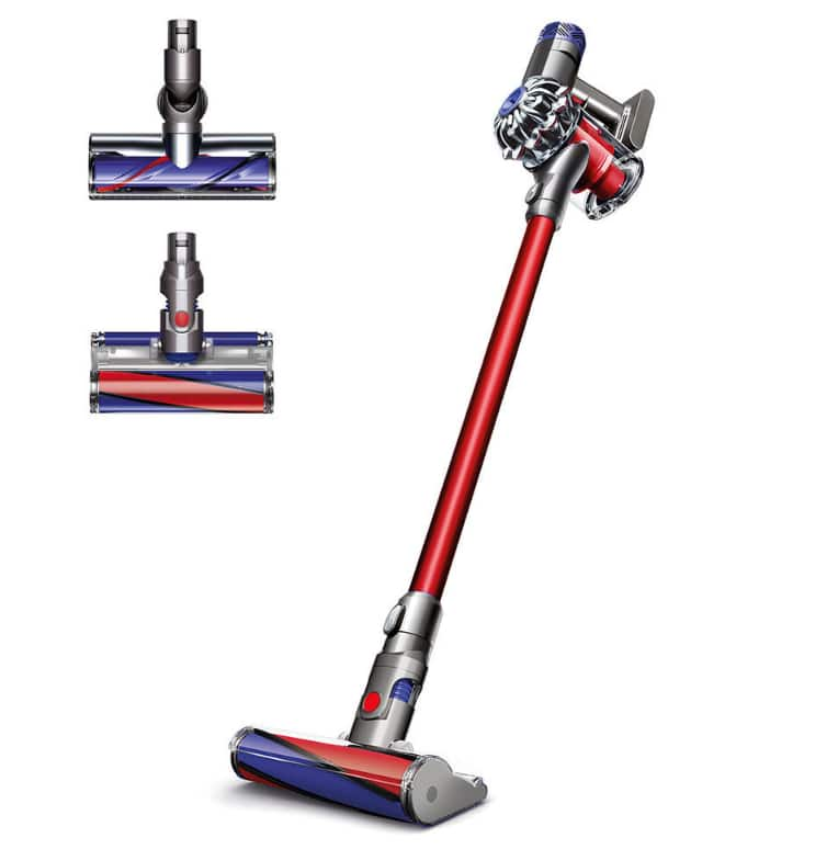 Dyson v6 absolute refurbished - Dyson outlet $199 shipped