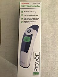 iProven ET-828 Medical Ear Thermometer with Upgraded Lens Technology $26