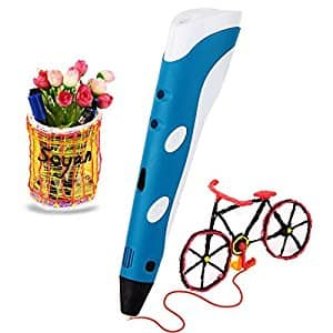 Soyan 3D Printing Pen for Doodling, Art & Craft Making, 3D Modeling and Education for $18.85 + FS