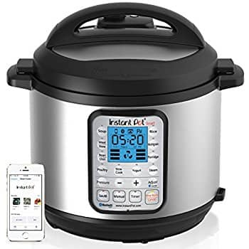 Instant Pot (InstaPot) DUO60 7-in-1 Electric Cooker $80 + tax on Amazon