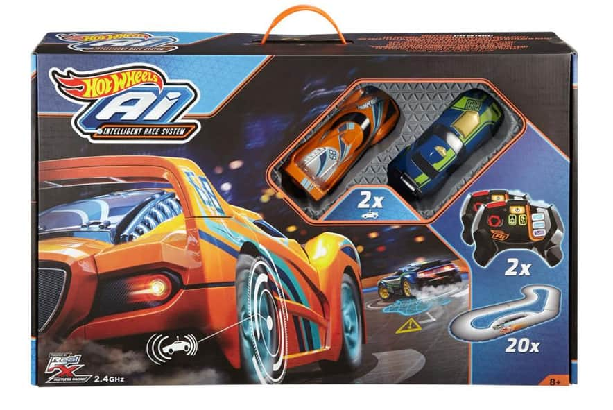 Toys R Us Hot Wheels Ai Intelligent Racing System 23 Ymmv B M