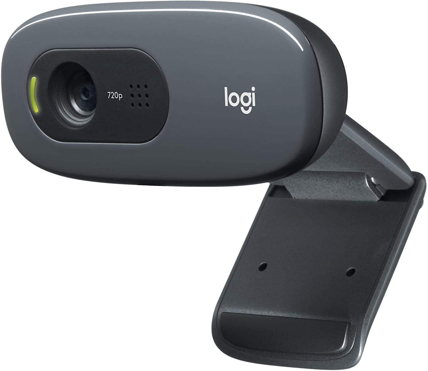 Logitech C270 Desktop or Laptop Webcam, HD 720p Widescreen for Video Calling and Recording - $27.99