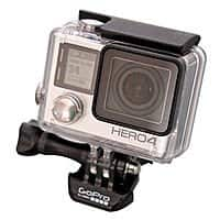 eBay Deal: GoPro HERO4 Silver Camera $329 (Free Shipping)