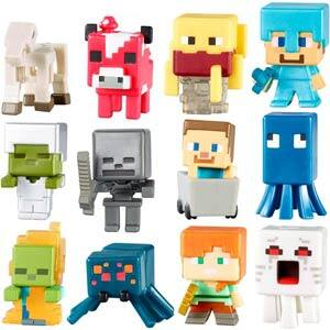 Minecraft Mini Figures - $1.49 ea at Fry's In-Store with Promo Code