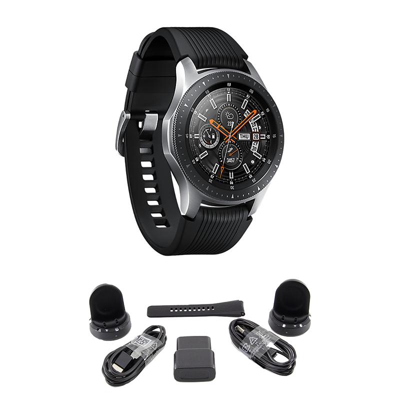 eBay: Samsung Galaxy Watch 46mm Silver Open Box @179.00