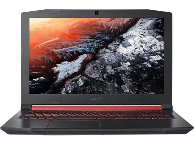"Acer Nitro 5 15.6"" Laptop (Refurb): i5 7300HQ, 256GB SSD, GTX 1050ti - $579.99"