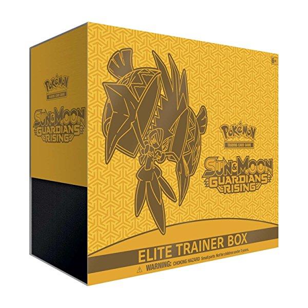 Pokemon Sun & Moon Guardians Rising Elite Trainer Box $28.63 at Amazon