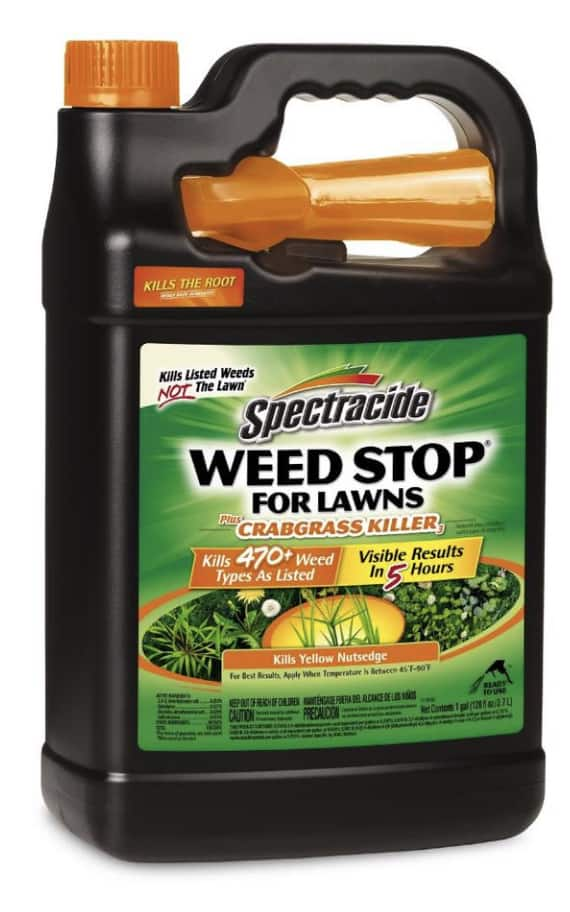 $5.49 (50%+ off) Lowe's Online Pick-Up In Store YMMV Spectracide Weed Stop For Lawns 1-Gallon Crabgrass Control