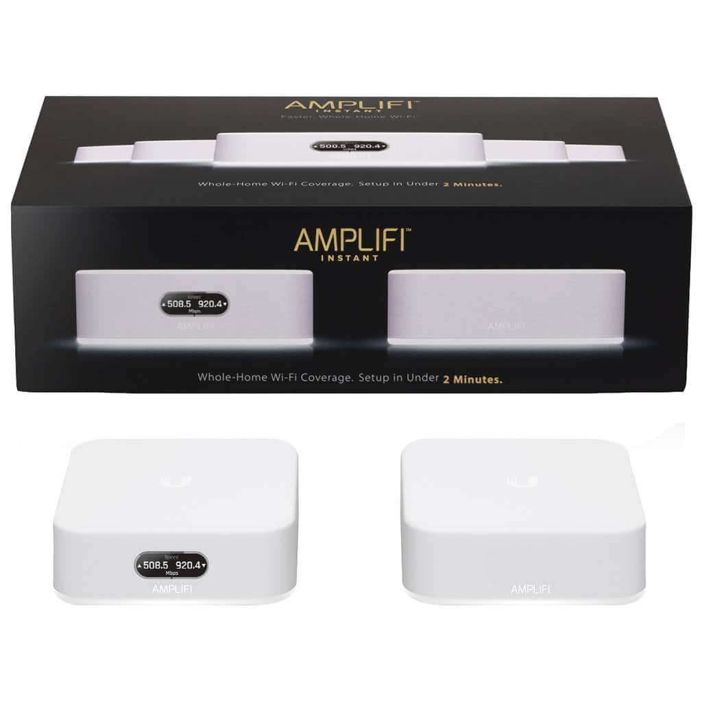 AmpliFi - Instant Dual-Band Mesh Wi-Fi Router