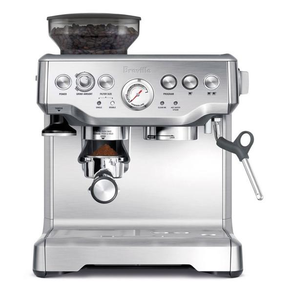 Breville BES870XL Barista Express Espresso Machine - $466 at Overstock
