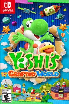 Yoshi's Crafted World - Redbox $17.99