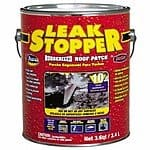 LEAK STOPPER 3.6-QT Waterproof Cement Roof Sealant as low as $.38 @ Lowes