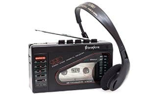 Amazing deal for good memories Portable Radio Cassatte Player @ $14.99