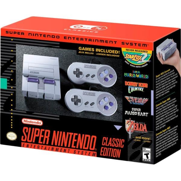 **Military Only** SNES Classic pre-order live at ShopMyExchange $79.95