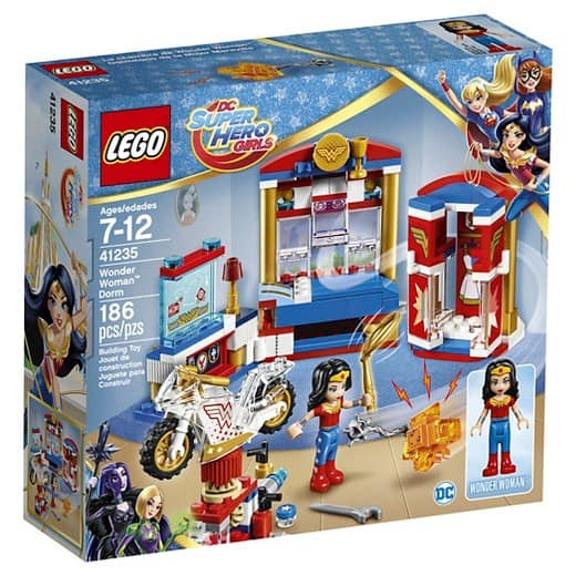LEGO DC Comic Super Heroes Girl sets are additional 25% off at Target