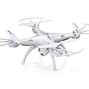 Syma X5SW-V3 FPVExplorers2 2.4Ghz 4CH 6-Axis Gyro RC Headless Quadcopter Drone UFO with HD Wifi Camera $40.49