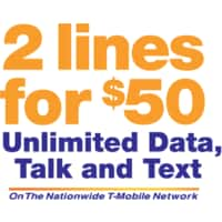 MetroPCS Deal: MetroPCS New Family Plan $50 for 2 lines or Individual Line for $30 Tax and Fee Included