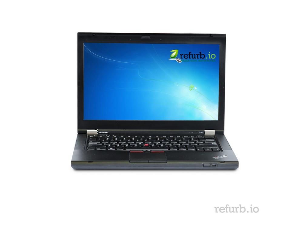 "Used/Refurb Lenovo ThinkPad T430 laptop: 14.1"", i5 (3rd gen), 8 GB memory, 180 GB SSD, Win7 - $315 + FS"