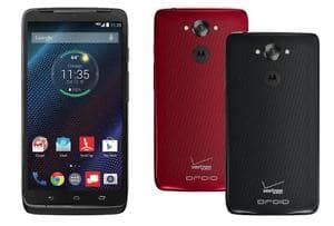 Used Droid Turbo XT1254 Black or Red $120
