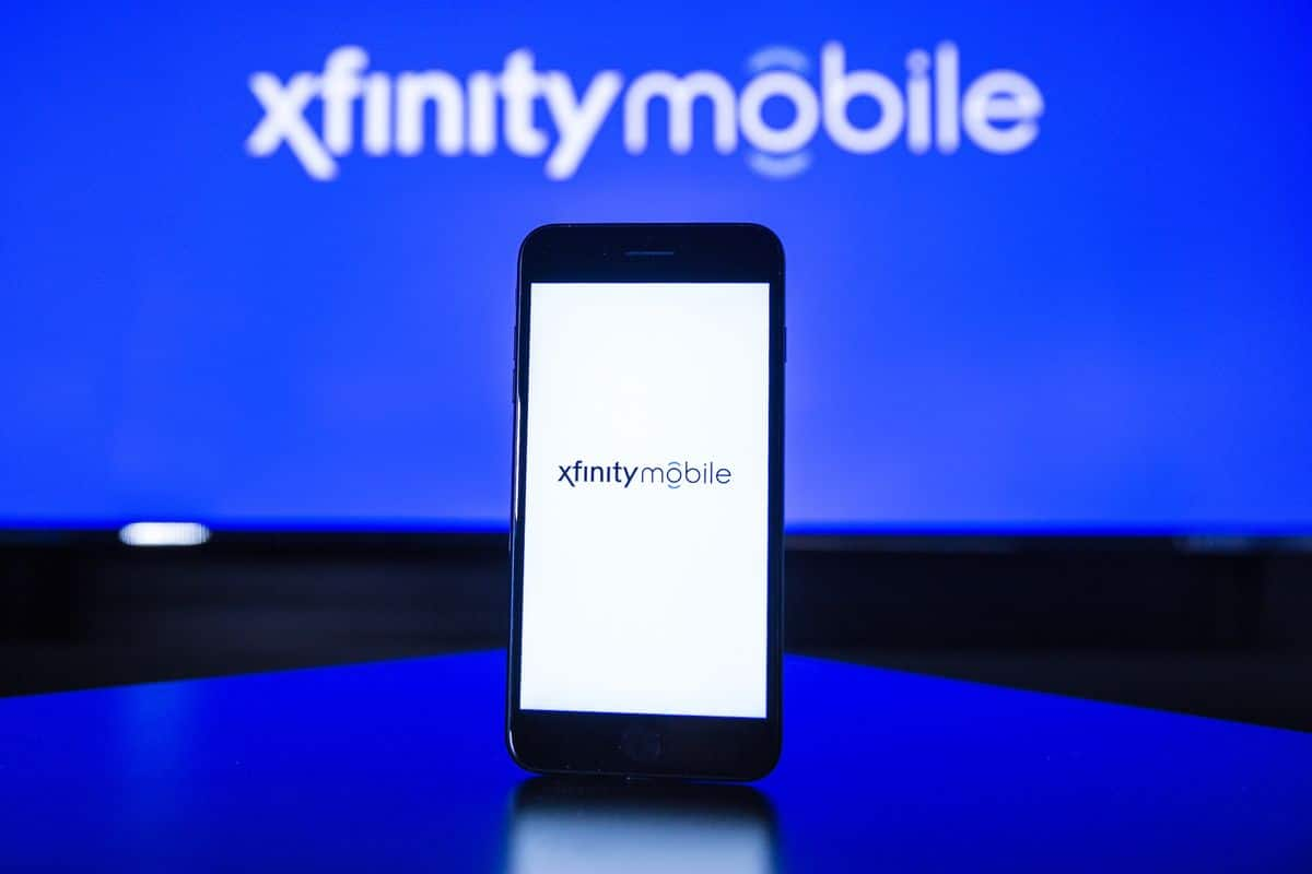 Comcast XFINITY Mobile Pre-Register