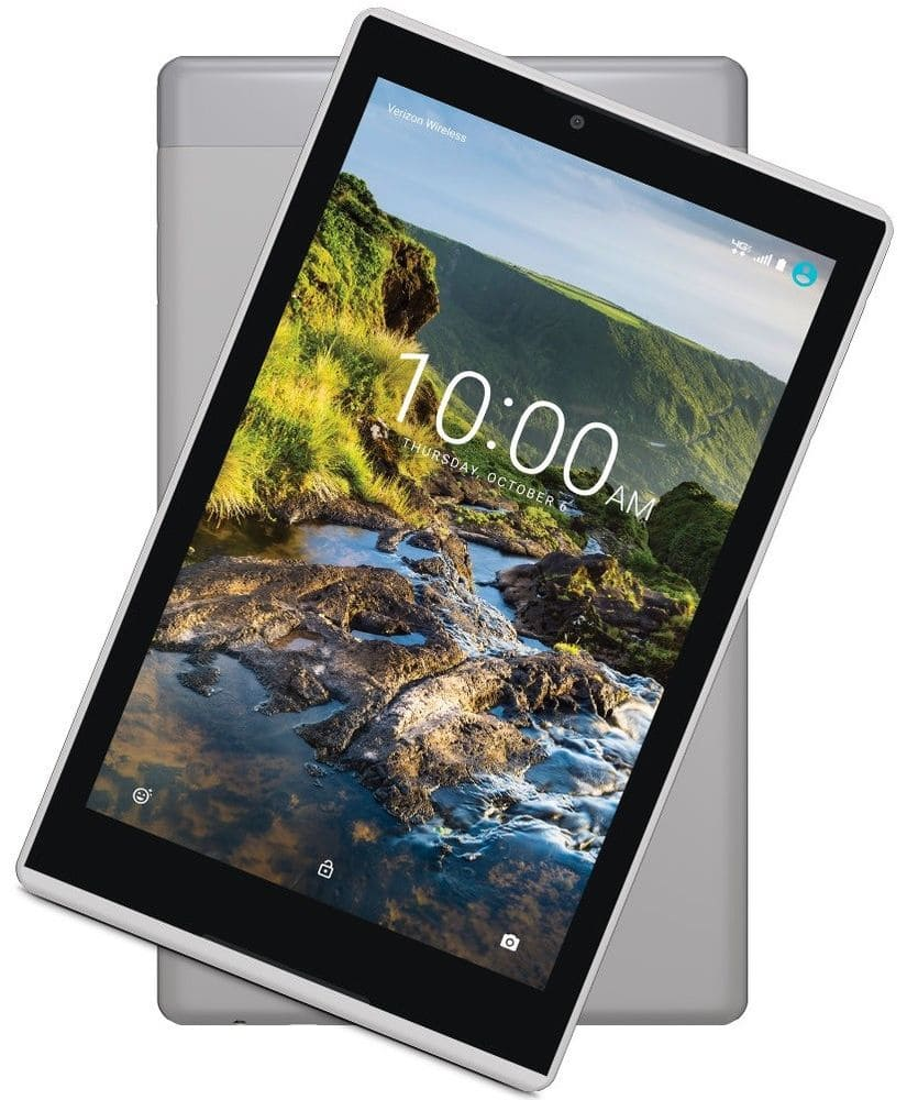 Ellipsis 8 HD Tablet 16GB Android WiFi + 4G Verizon Wireless USED $50