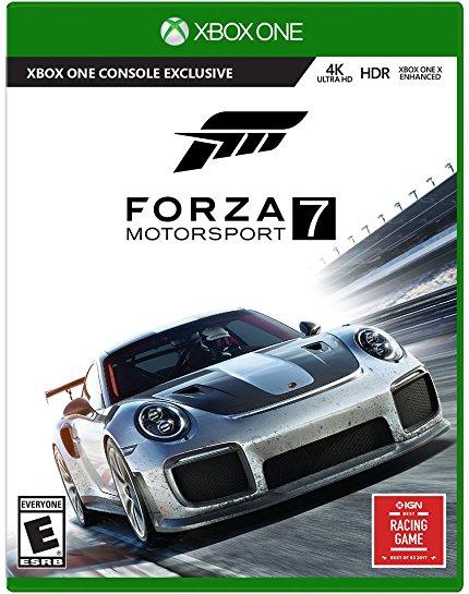 Forza 7 for Xbox One - $29 @ Walmart