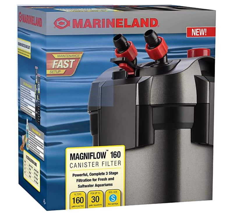 Marineland Magniflow Canister filter $43.40 after coupon
