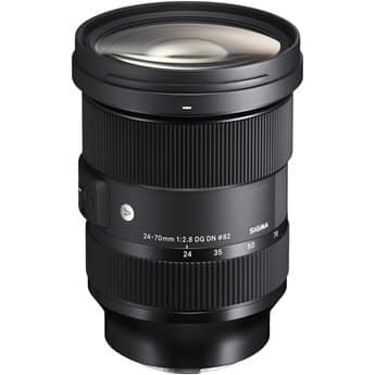 Sigma 24-70mm f/2.8 DG DN Art Lens for Sony E - $939 + Free shipping