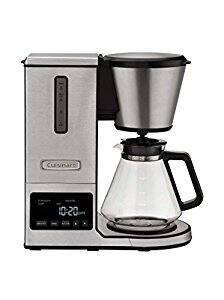 Cuisinart CPO-800 Pour Over Coffee Brewer Glass Carafe $130.34