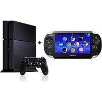 Frys Deal: Playstation 4 console + PS Vita $499.99 @ Fry's w/ free shipping