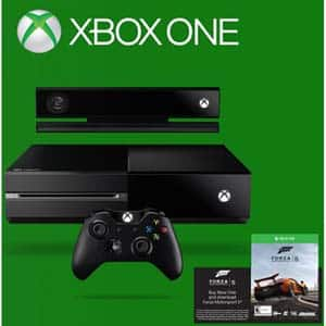 Xbox One + Kinect & Forza $399.99 @ Fry's w/ shipping