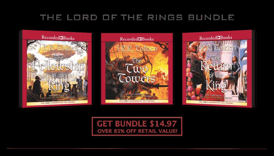 The Hobbit audiobook download $7.49