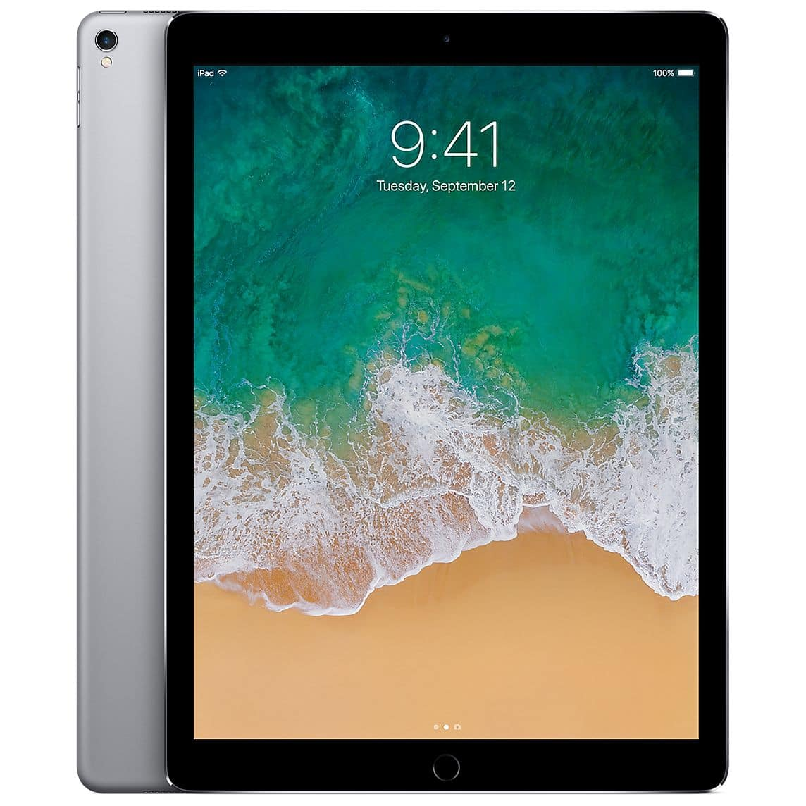 """Apple Certified Refurbished: 64GB Ipad Pro 12.9"""" 2nd Gen, Wi-fi and Space grey - $499 + Free S/H"""