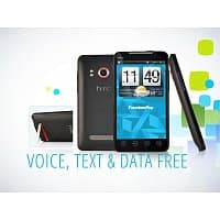 NeweggFlash Deal: Refurbished: Free Mobile Phone Service with FreedomPop HTC Evo 4G $59.99 FS