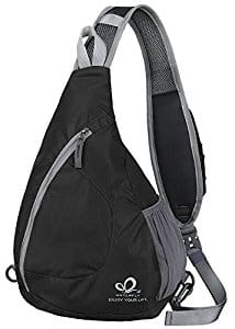 Sling Chest Bags Crossbody Shoulder Triangle Backpacks  $8.99 shipped with Amazon Prime