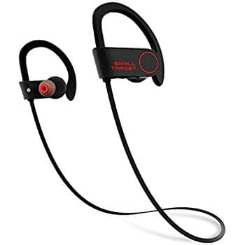 Waterproof Bluetooth Sports Earphones $8.99 shipped at Amazon with Prime.