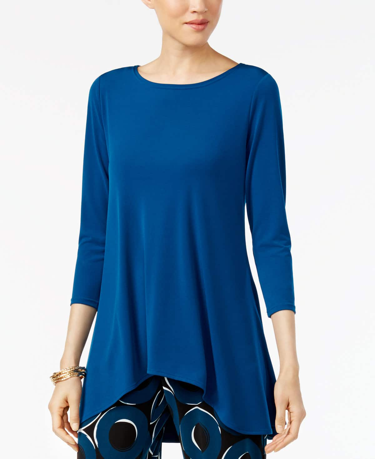 Alfani Jersey High-Low Tunic - $35.99 + Shipping