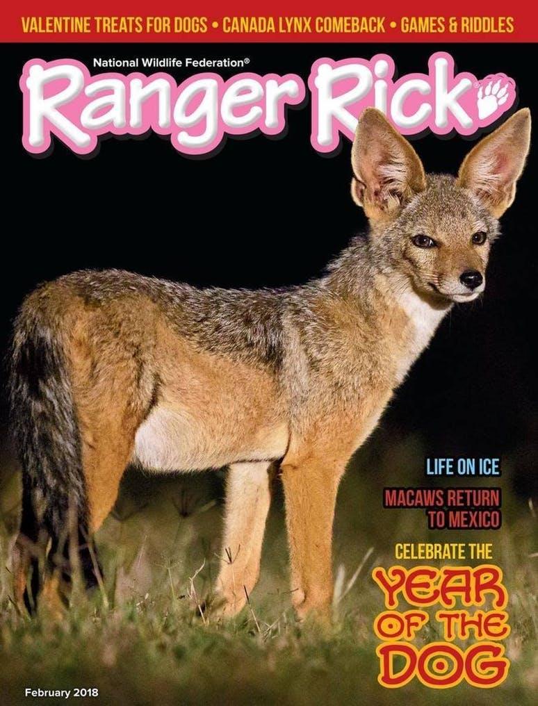 Ranger Rick - $11.95/yr or $19.95/2yr