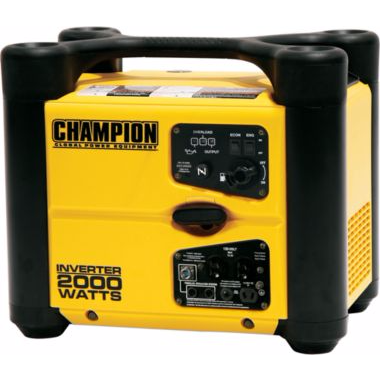 Champion 1700/2000-Watt Inverter Generator $399.99 @ Cabela's