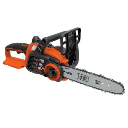 Black & Decker LCS1020 20V MAX Lithium-Ion 10 in. Chainsaw $64 [WalMart Clearance ymmv]