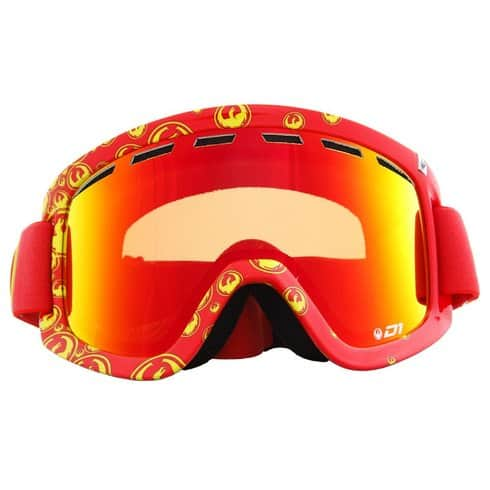 Dragon D1 Snow Goggles w/ Extra Lens - $35.99 when you use Coupon Code GOGGLES + Free Shipping