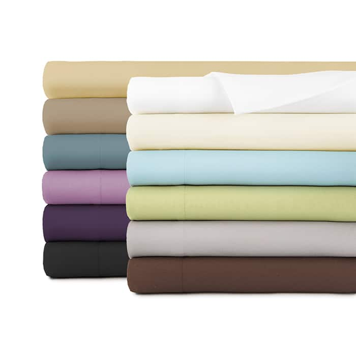 Tanga.com: South Shore Fine Linens Extra Deep Pocket 6 Piece Sheet Set for $26.99, Free Shipping