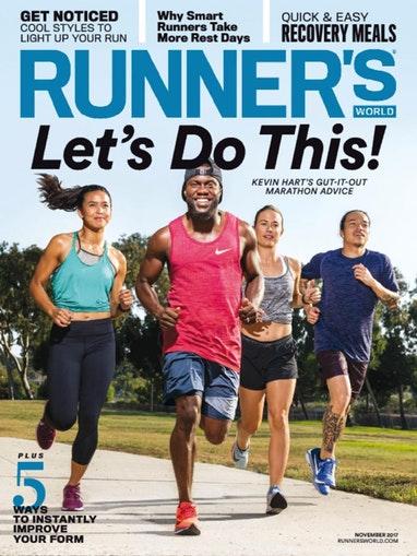 Runner's World $5.50/yr
