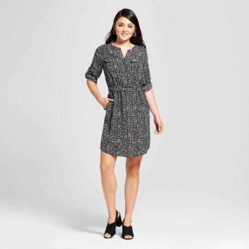 Target: Women's Convertible Sleeve Shirt Dress for $8.38