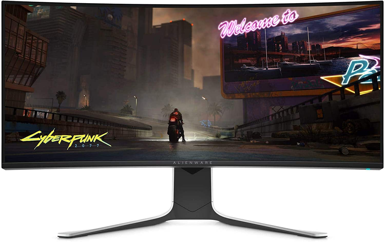 "Alienware 120Hz UltraWide 34"" Monitor (3440 x 1440) AW3420DW $748"