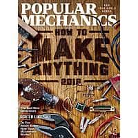 Popular Mechanics Magazine subscription - 4 years for $  24.99