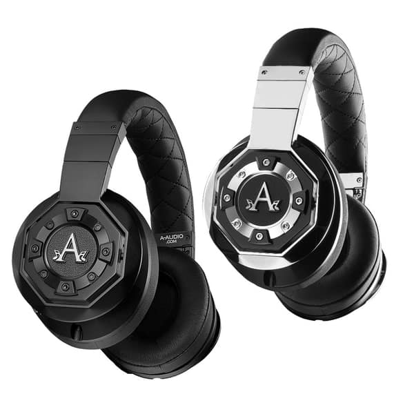 A-Audio Legacy Over-Ear Active Noise Cancelling Headphones for $79.99 and Free Shipping