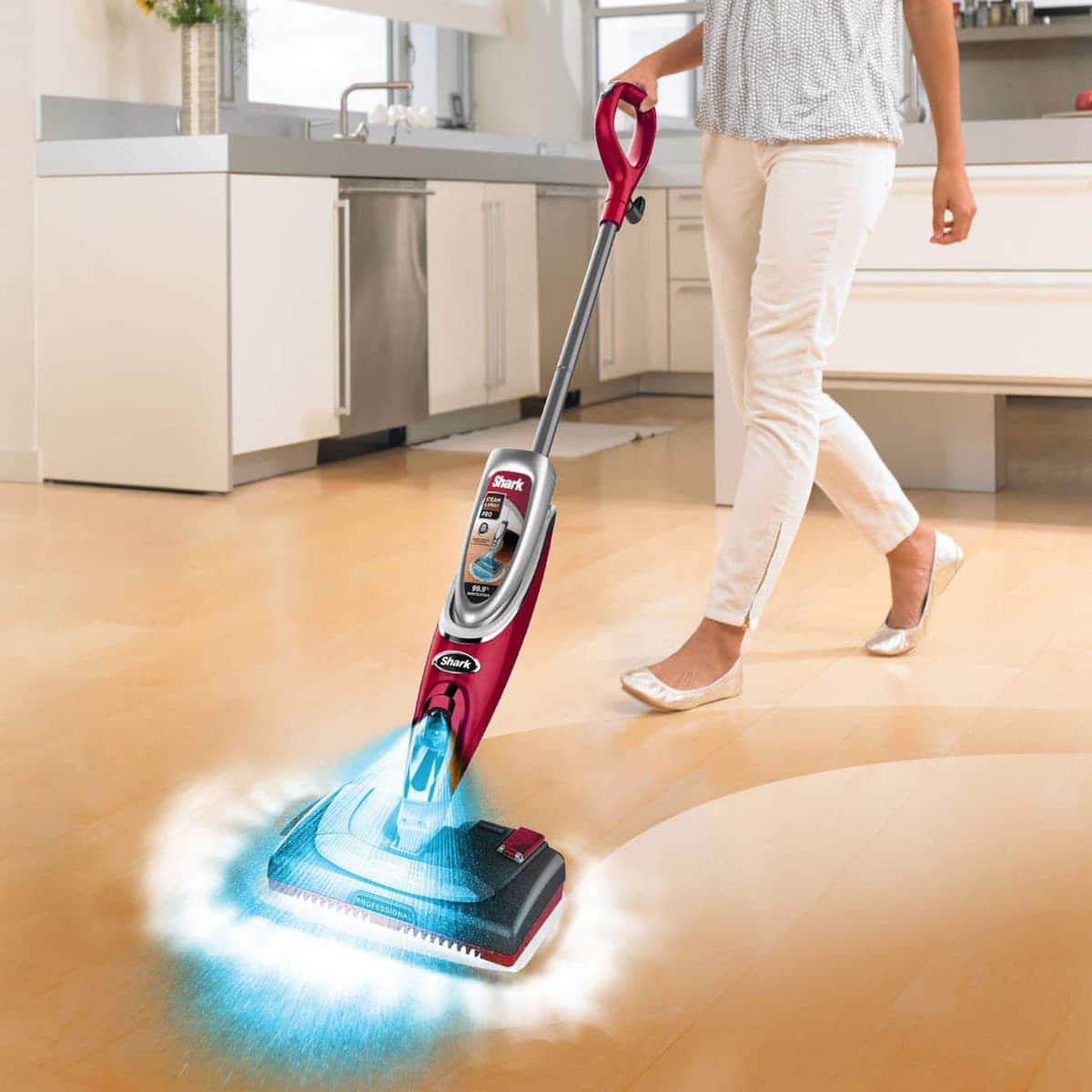 Shark SS460D Steam & Spray PRO Mop w/ Electronic Steam Head for $69.99 and Free Shipping